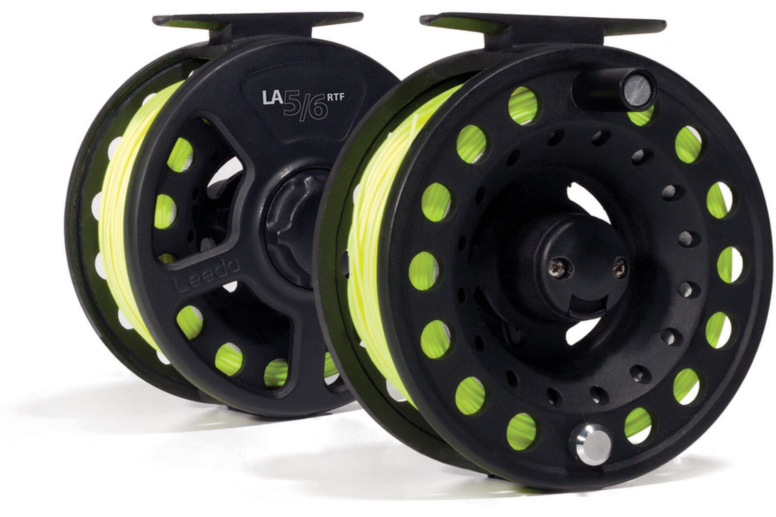 Leeda Ready To Fish Fly Reel 5 6 with WF6F fly Line   Game Fishing