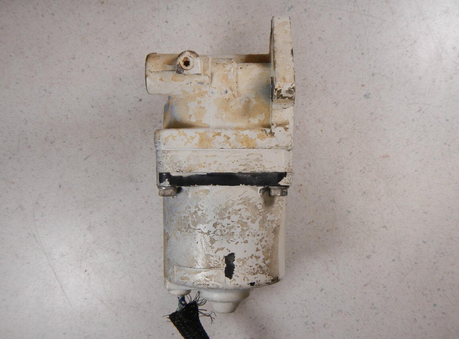 99 Omc Omc Omc Evinrude 115 Rand Pumpe Motor Pumpe & Ventilkörper Asy 264468