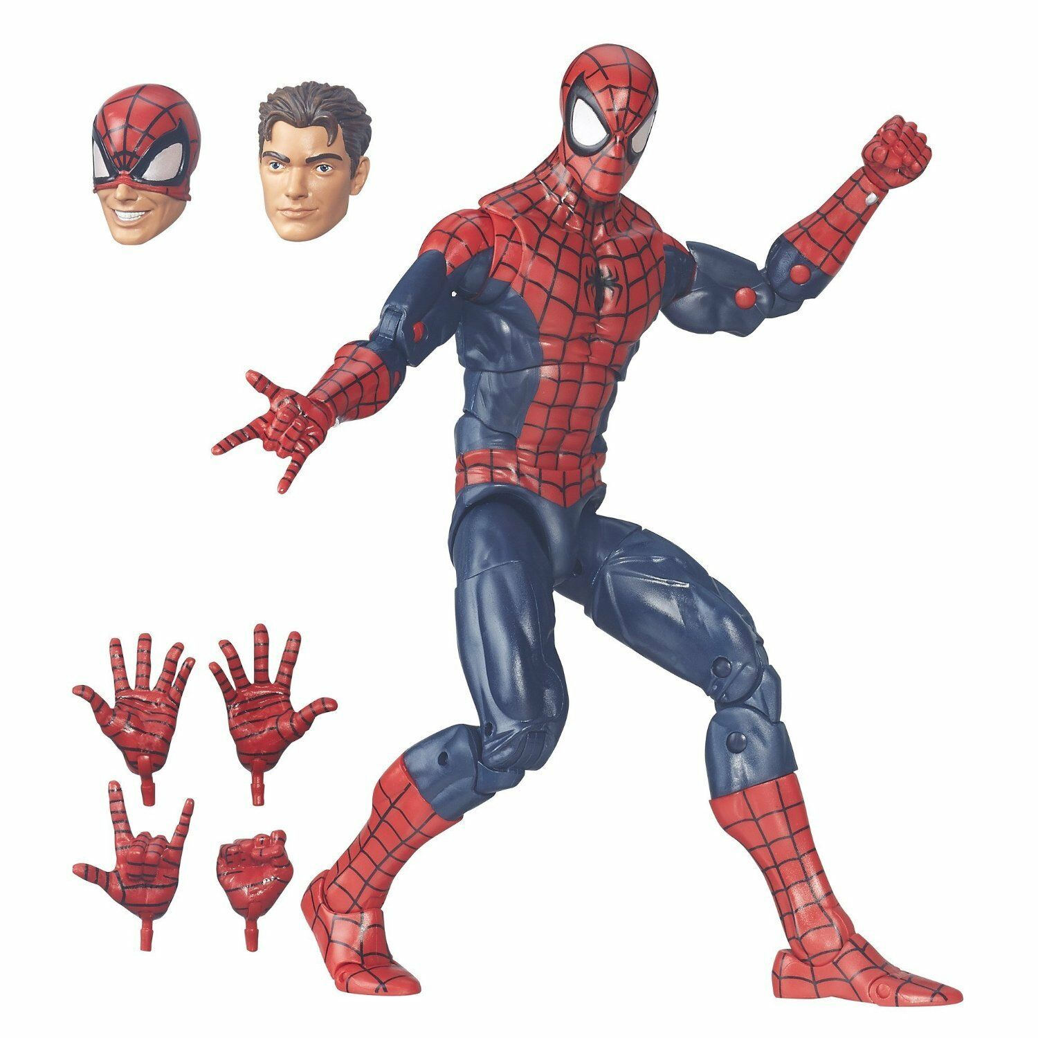 Hasbro spiderman marvel - legenden action figure 30 cm