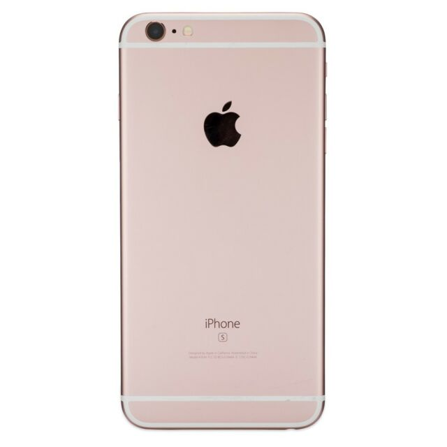 best cheap 7bfb1 4a3f5 Apple iPhone 6s Plus - 64GB - Rose Gold (Sprint) A1687 (CDMA + GSM)