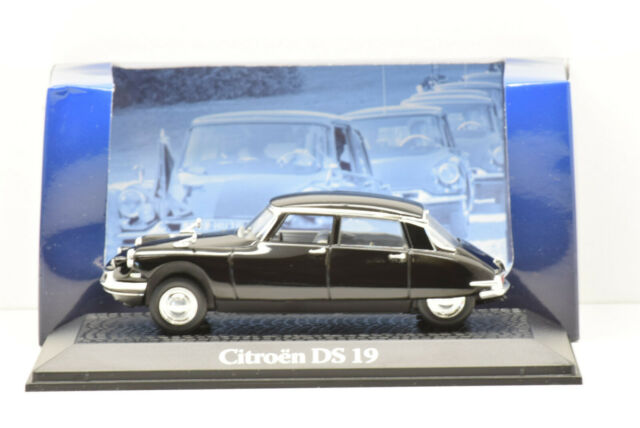 CITROËN DS 19 DEGAULLE 1962 PR2M voiture1//43 norev présidentielle