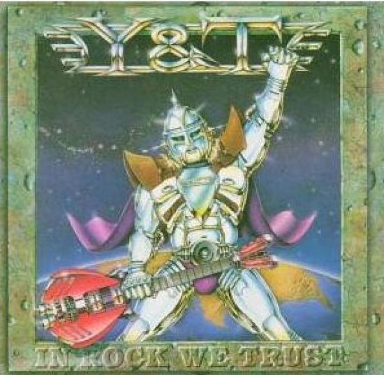 T - In Rock We Trust CD #47766