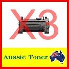 3x CE390A 90A Toner for HP Laserjet M4555 M4555F MFP M601 M602 M603 M601n M602n