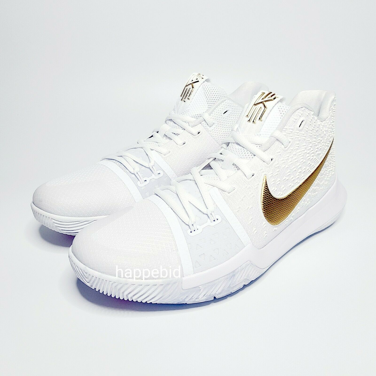 BRAND NEW Nike Kyrie 3 Finals White