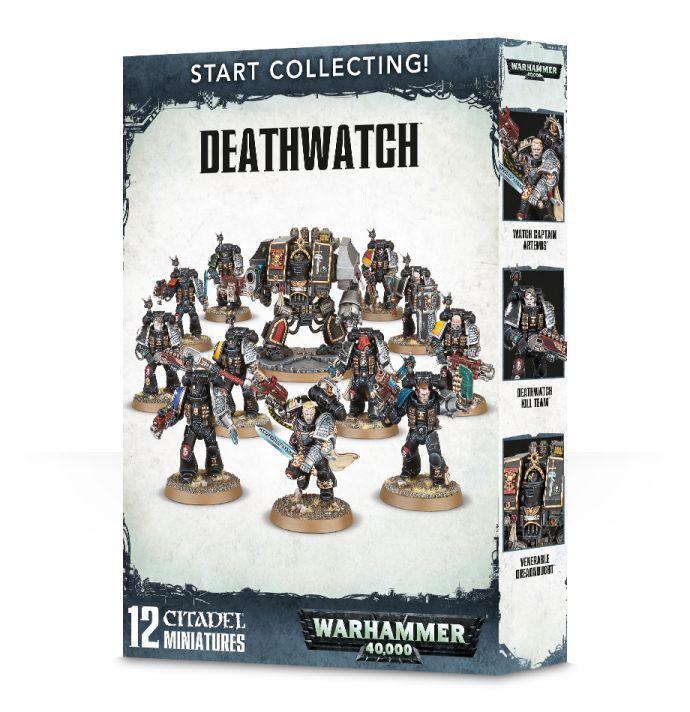 Début Collecting Deathregarder Starter Armée Games Workshop  Warhammer 40k Artemis  prendre jusqu'à 70% de réduction