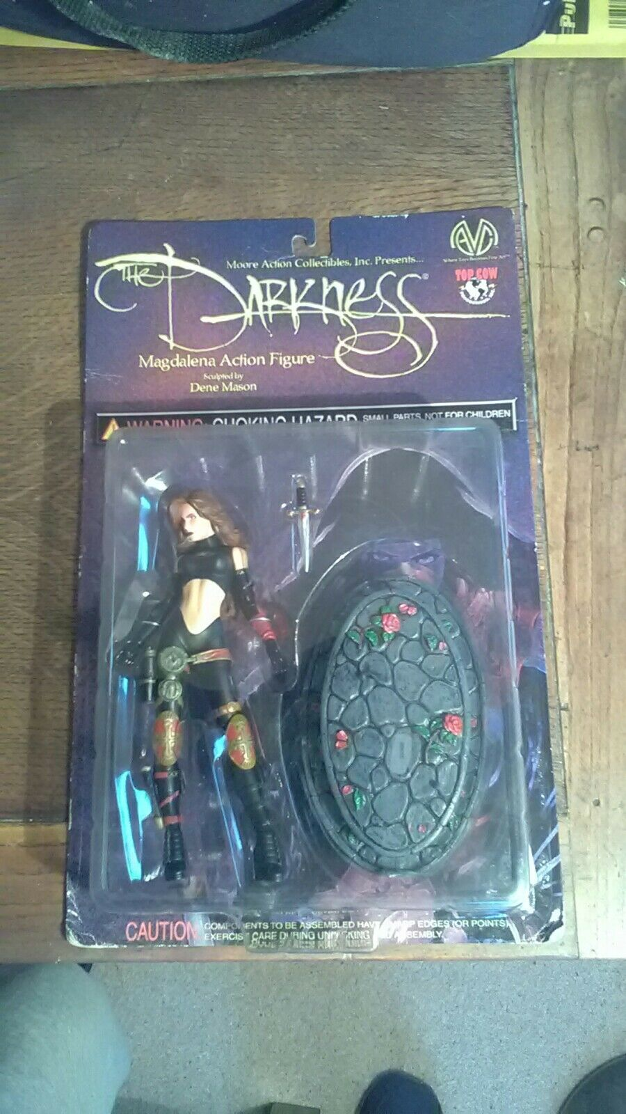The Darkness  Magdalena Action Figure (New& Sealed)