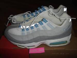 Details about Women Nike Air Max '95 Sz 12 Blue wave Pool OG vintage B