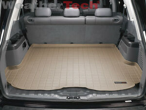 Image Is Loading WeatherTech Cargo Liner Trunk Mat For Acura MDX