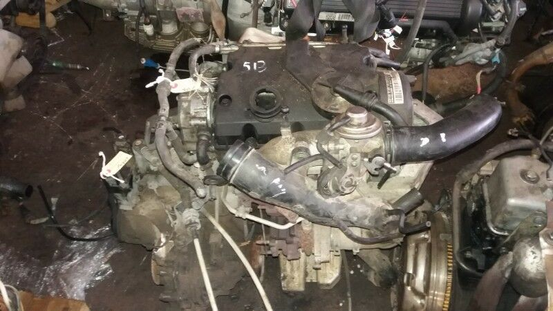 VW 1400 TDi Engine ( AMF )