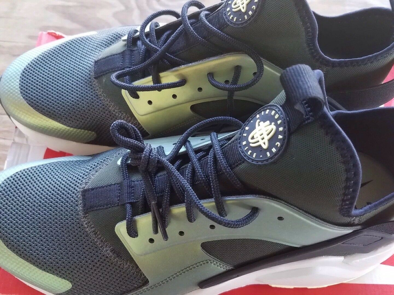 Cheap women's shoes women's shoes New Nike Men's Air Huarache Ultra SE Shoes Price reduction  Sequoia/Black/Lite Bone