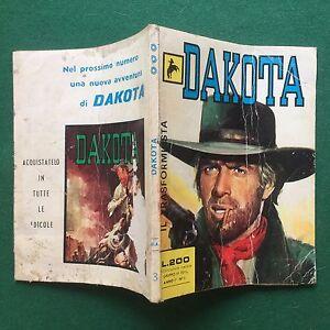 DAKOTA-JOE-n-3-Ed-Italia-1972-ORIGINALE-Fumetto-western