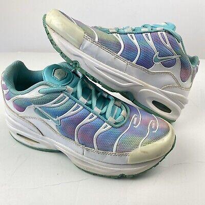 Nike Air Max Plus Shoes White/Light