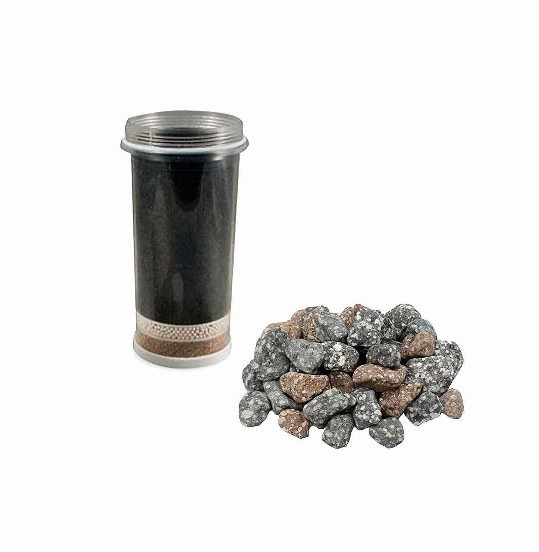 Nikken Aqua Pour 1 Cartouche de Filtre + 1 minéraux pierres - 1361 + 1386