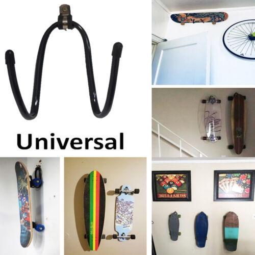 Portable Stand or Wall mount 4 Skateboard Storage,Display,Organizer Hanger Rack