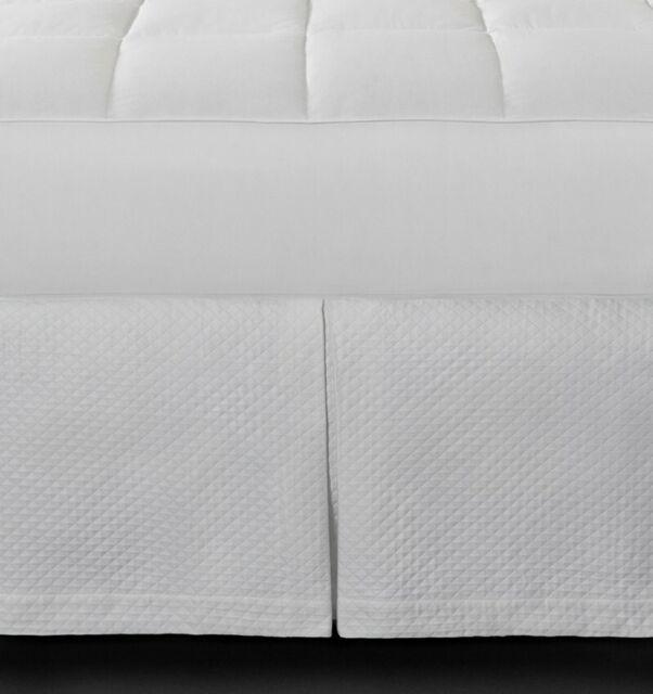 Sferra Bari California King Bed Skirt - Taupe
