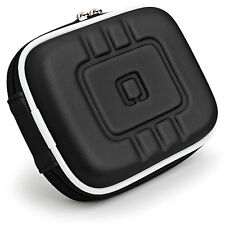Black Eva Digit Camera Carrying case Bag Pouch for Canon PowerShot A2300 16.0 MP