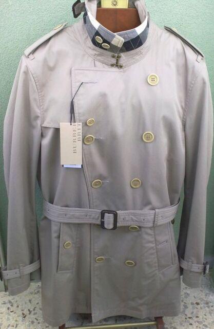 Cappotto Trench Burberry con Gilet asportabile Imbottito Beige Tg. M ... 22fe306f0fec