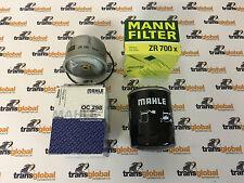 Land Rover Defender TD5 Kit de Filtro de aceite y rotor-OEM LPX100590G ERR6299G