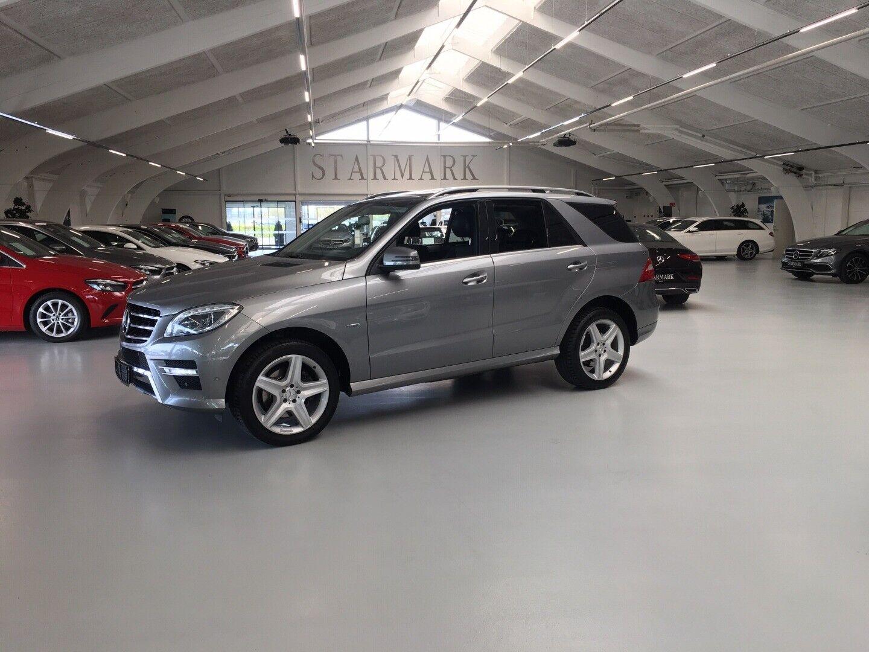 Mercedes-Benz ML350 3,0 BlueTEC AMG Line aut. 4-M