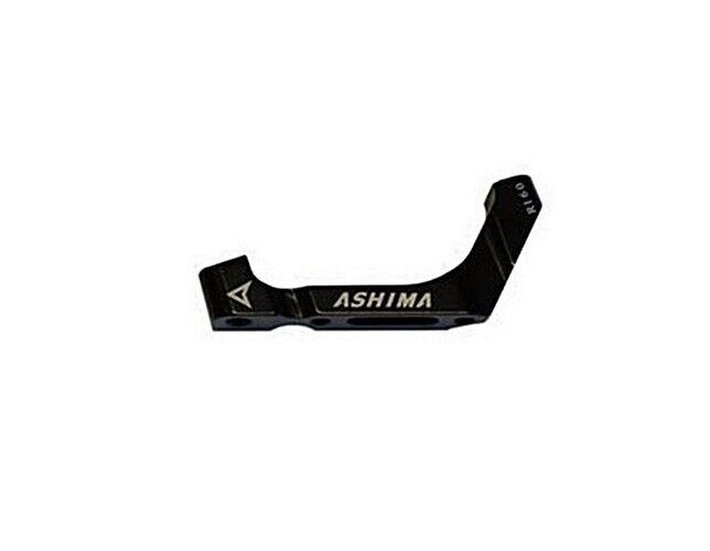 ASHIMA Disc Brake Adapter  Flat Mount Caliper 3363 rear 160mm Rotor Flatte