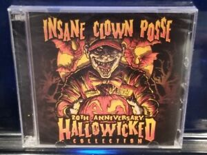 Insane-Clown-Posse-Hallowicked-Collection-2-CD-SEALED-twiztid-esham-tech-n9ne
