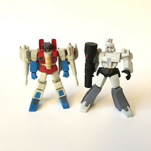 Details about Heroes of Cybertron pvcs Megatron and Starscream
