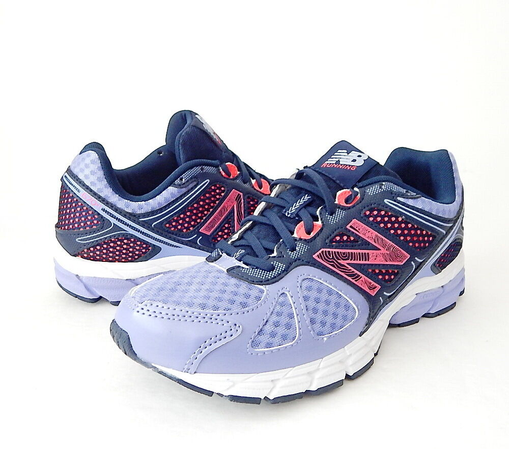 NWB New Balance Women's W670V1 Running Shoe Size 8 M (US)  Violet/Red