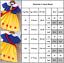 Girls-Kids-Snow-White-Princess-Cute-Doll-Collar-Short-Sleeves-School-Party-Dress thumbnail 2