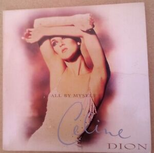 Céline Dion ‎All By Myself CD single