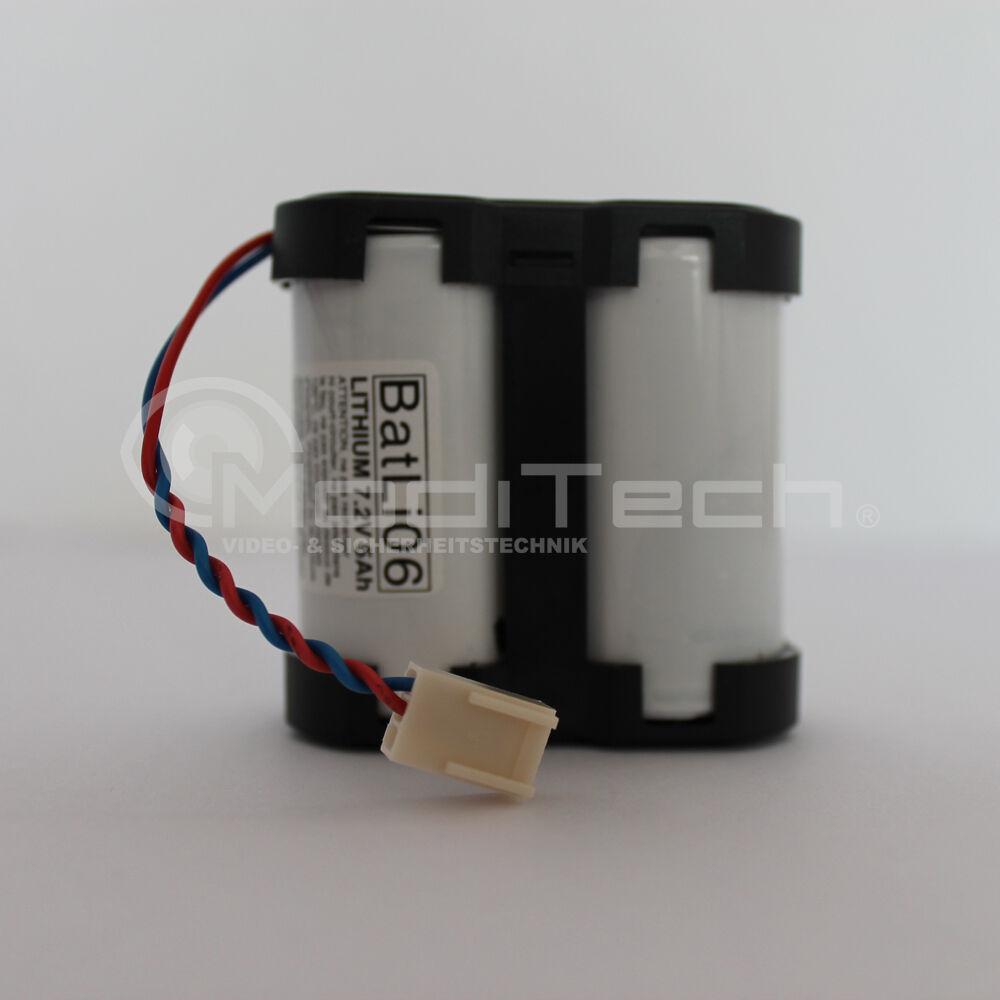BATLI06 - Lithium-Batterie 7,2 V   5 Ah - Original Daitem Atral  | Förderung  | Schöne Kunst  | Marke  | Hervorragende Eigenschaften