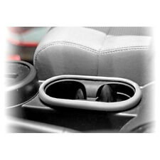Rugged Ridge 11151.13 Cup Holder Accent 07-10 Jeep Wrangler Silver 1115113