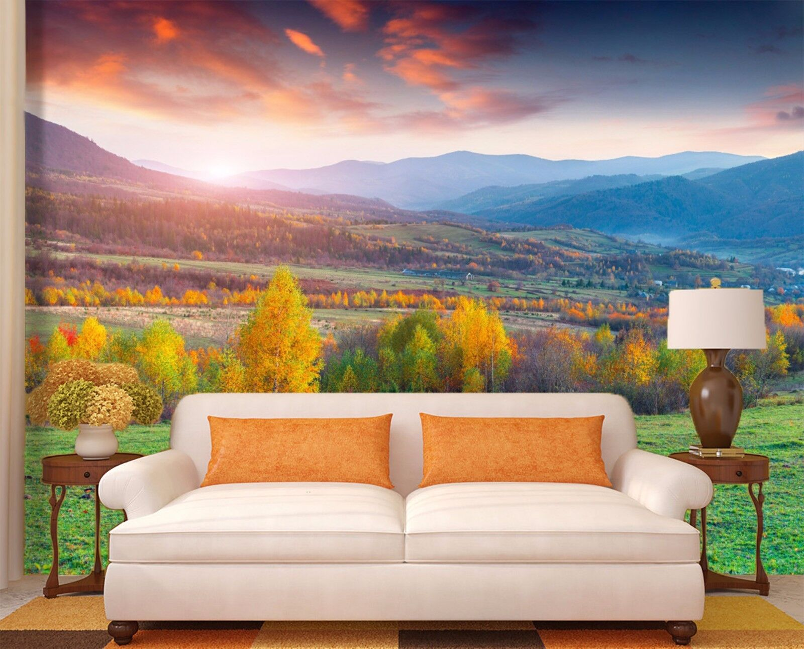 3D Gorgeous sky 2566 Wall Paper Wall Print Decal Wall Deco Indoor Wall Murals