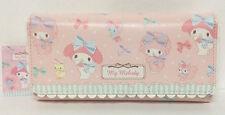 Sanrio My Melody Wallet Ribbon Mate Large From Japan Rare Kawaii