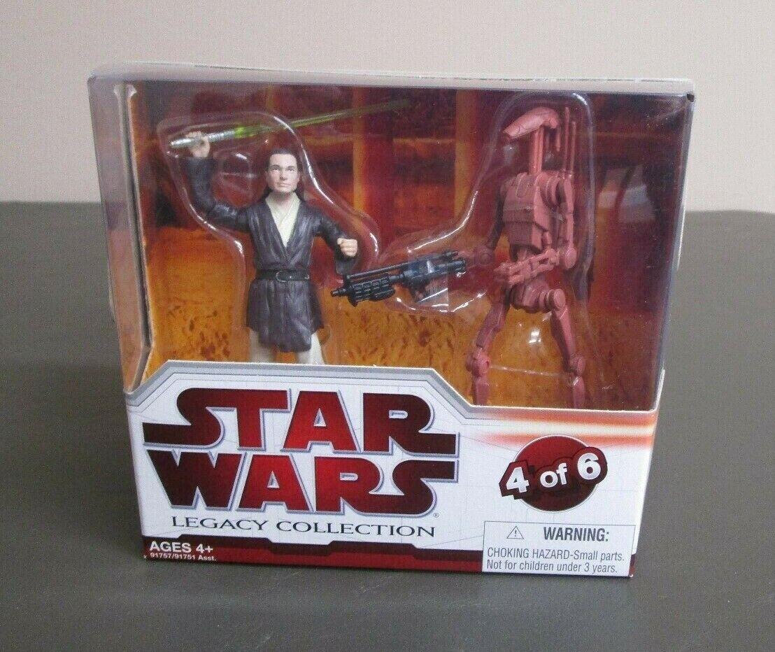 Joclad Danva battle Droid 2009 STAR WARS Legacy Collection 4 of 6 MIB
