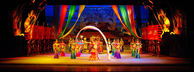 PARKING PASSES ONLY Shen Yun - World Tour Tickets (Afternoon Show)