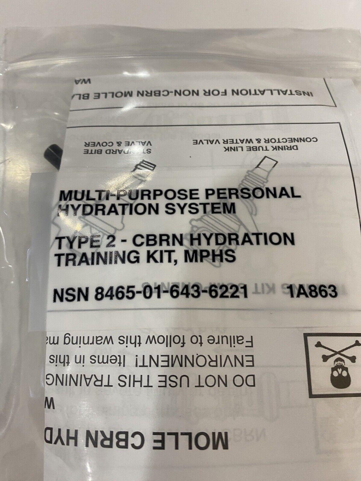 Camelbak Hydrolink Umbausatz W Blase Biss Ventil Hydration Adapter Cbrn