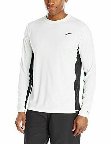 Speedo Long Sleeve Rashguard Shirt