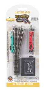 Brand-New-Bachmann-N-EZ-Track-4-Right-hand-turnout-Switch-44864-TOTE1