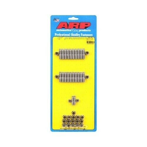ARP 435-1902 CLEARANCE ITEM SS 12 PT OIL PAN STUD KIT CHEV BB 396-454 WITH CORK