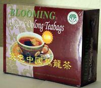 All Natural Foojoy Wuyi Oolong (Wu Long) Weight Loss Tea 100 Tea Bags (Foojoy) Food and Drink