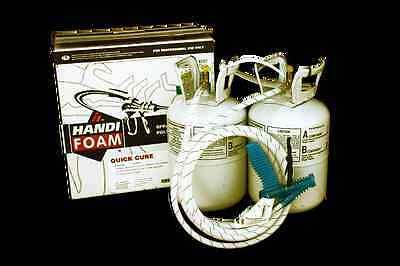 Profesional Spray Foam Insulation Kit Diy 205 Bft