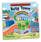 Busy Books: Busy Town by Pan Macmillan (Board book, 2010)