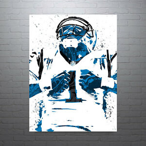 Cam Newton Carolina Panthers Poster FREE US SHIPPING