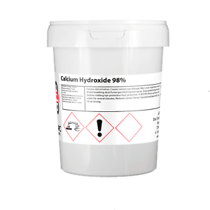 APC PURE Calcium Hydroxide 98.7% 1Kg (1000gm) (Hydrated Lime) A* *Fast Ship*