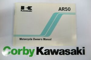 KAWASAKI AR50-C3 OWNERS MANUAL