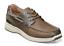 Florsheim-Great-Lakes-Moc-Toe-Oxford-Boat-Shoes-Stone-13319-275 thumbnail 1