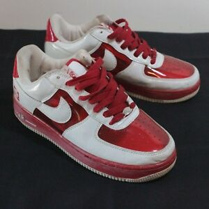 a3d1f19fbcca Image is loading Nike-Air-Force-1-Invisible-Premium-White-Clear-