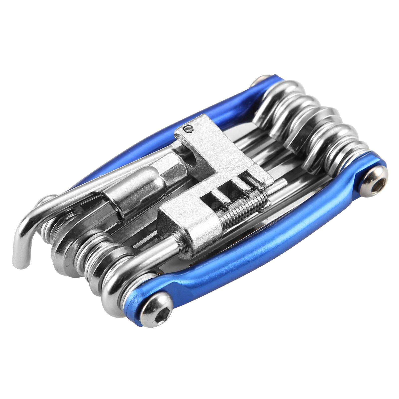 Multi Function Cycling Mountain Bike Tool Chain Breaker MTB Bicycle Repair Tools
