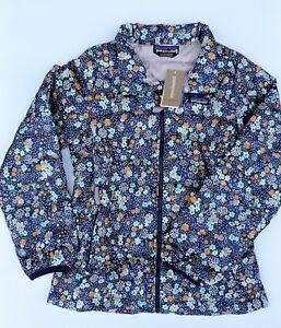 Patagonia-Girls-Untamed-Ditsy-Big-Vjosa-Green-Down-Sweater-Jacket-Size-12-L-119