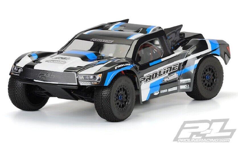 Pro-Line Racing 1 10 Scale Pre-Cut Flo-Tek Fusion Clear SC Body  PRO345817